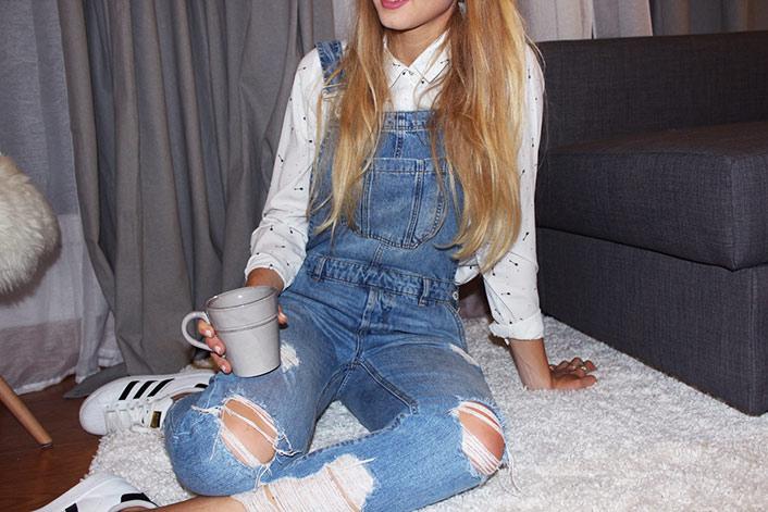 Tenue chemise blog