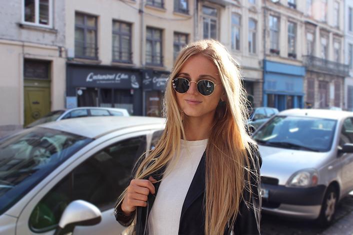 Rayban blog mode France
