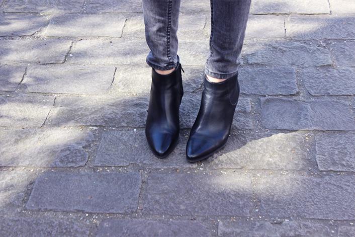Chaussures talons Zara Boots