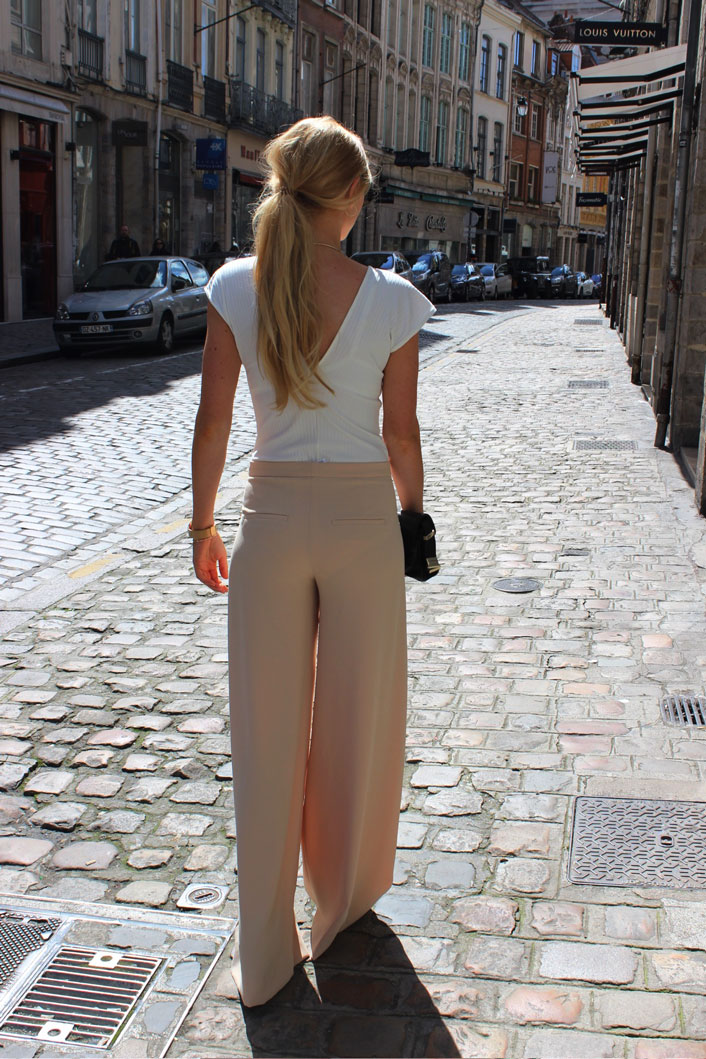 Wide leg trousers Jess Me Up blog