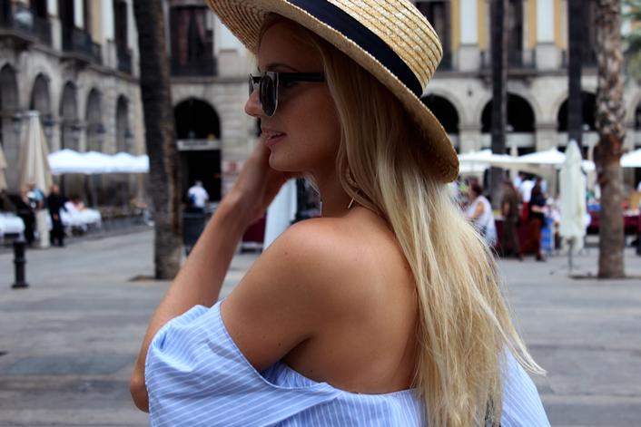Tenue blog mode printemps été 2016
