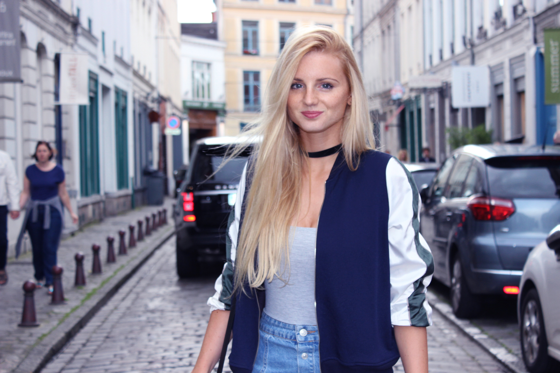 Jess Me Up blog Lille tenue