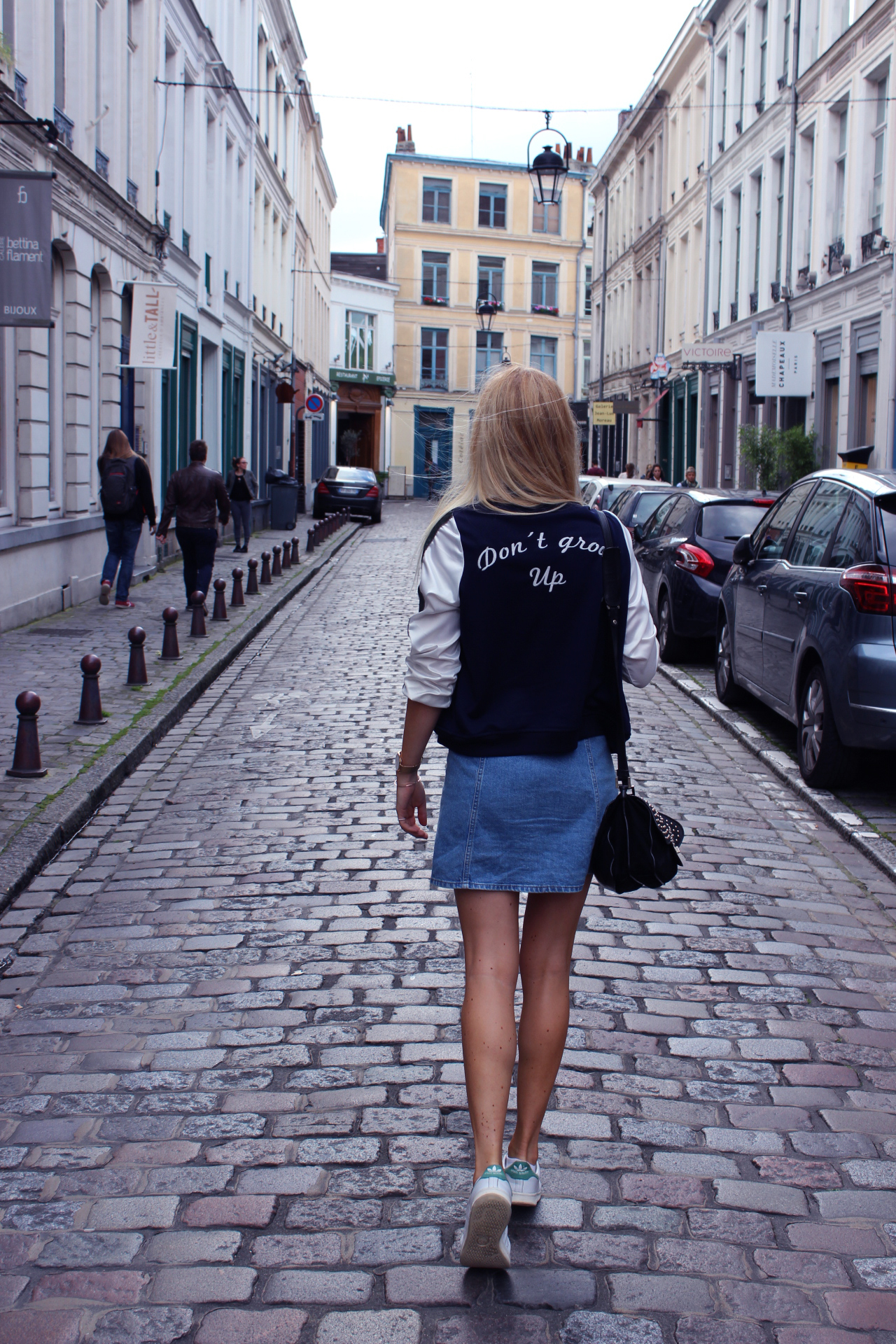 Jess Me Up blog Lille tenue Zara Pull&Bear jupe