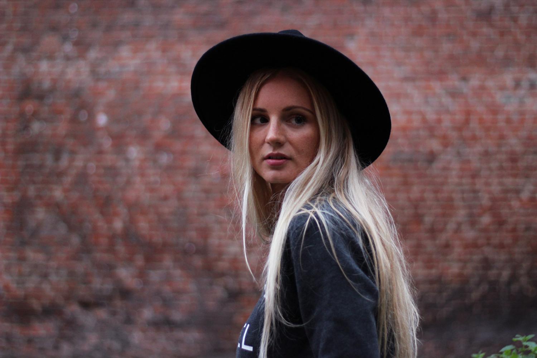 Chapeau Zara Hat look tendance blog