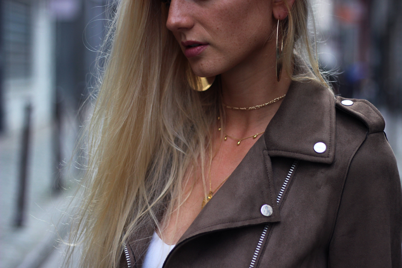 Bijoux Maria Pascual look mode blog