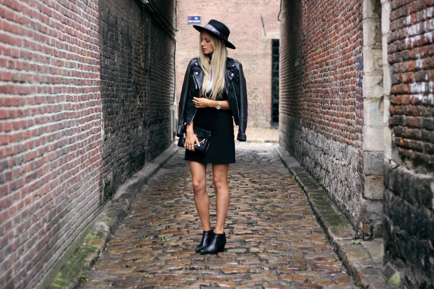 Look blog mode robe H&M Zara Jess Me Up Lille
