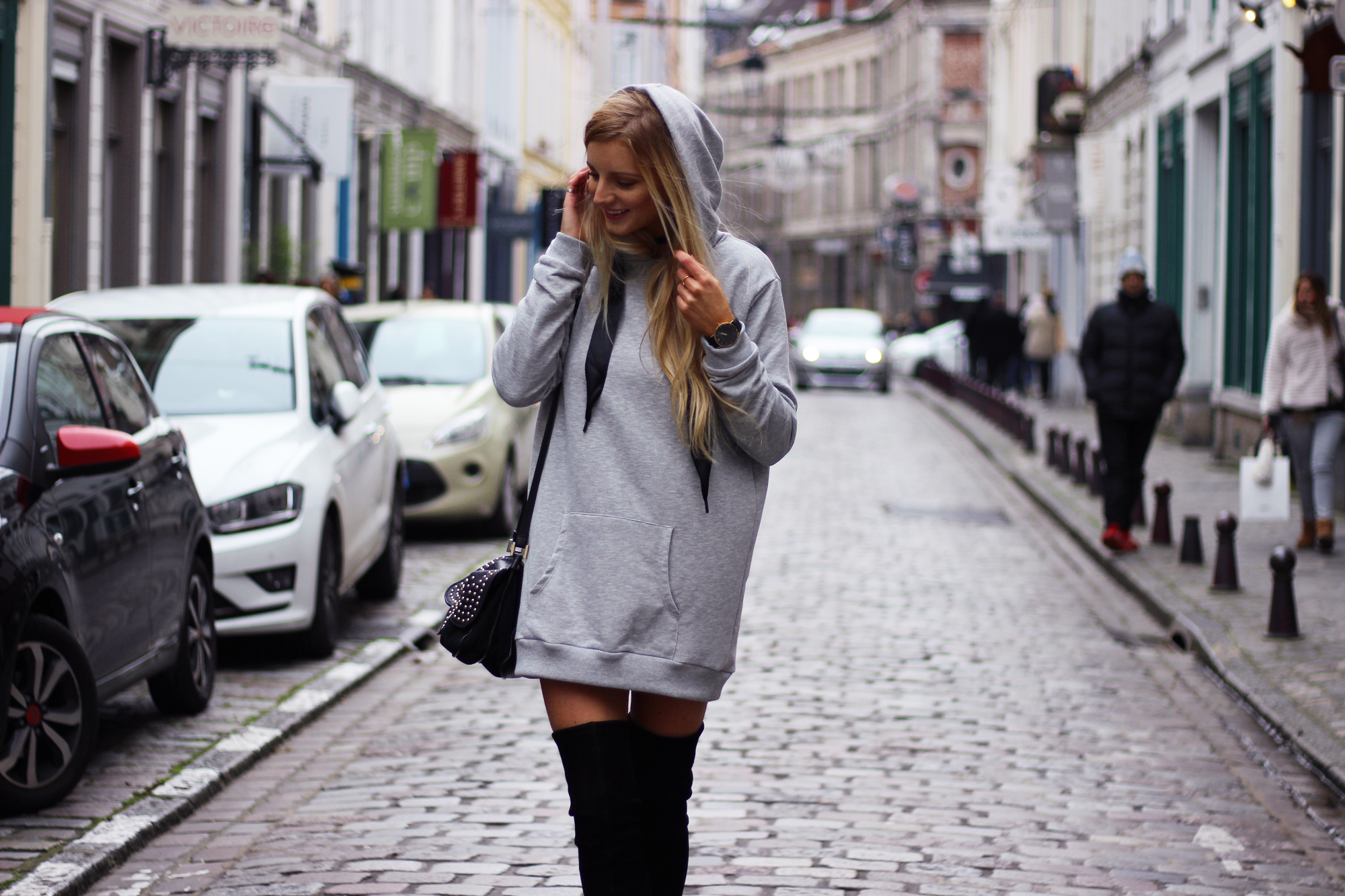 Blog mode Lille cuissardes look