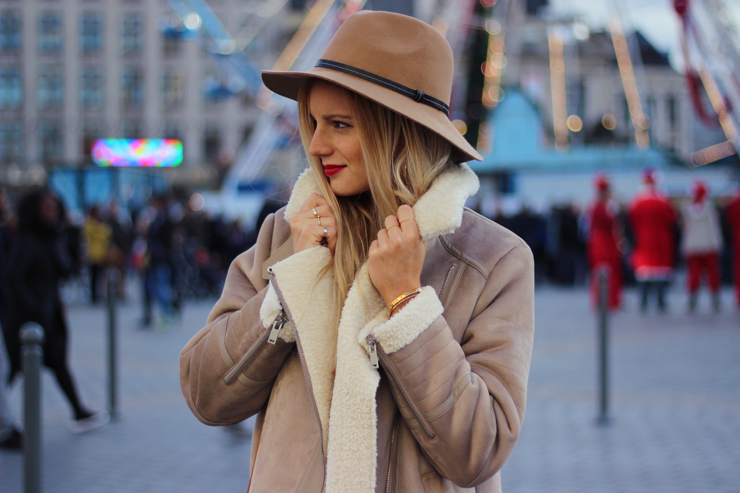 Blog mode Lille manteau Zara