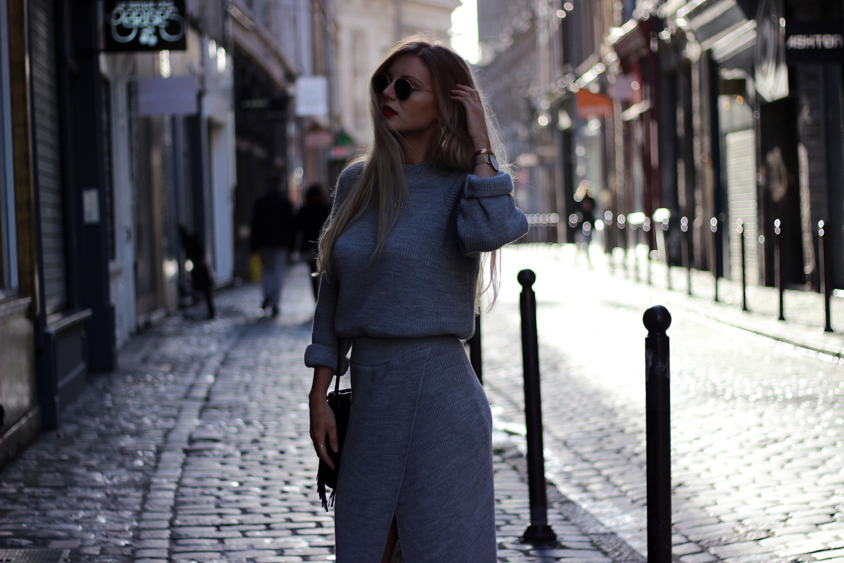 Blog mode Lille Asos maille look