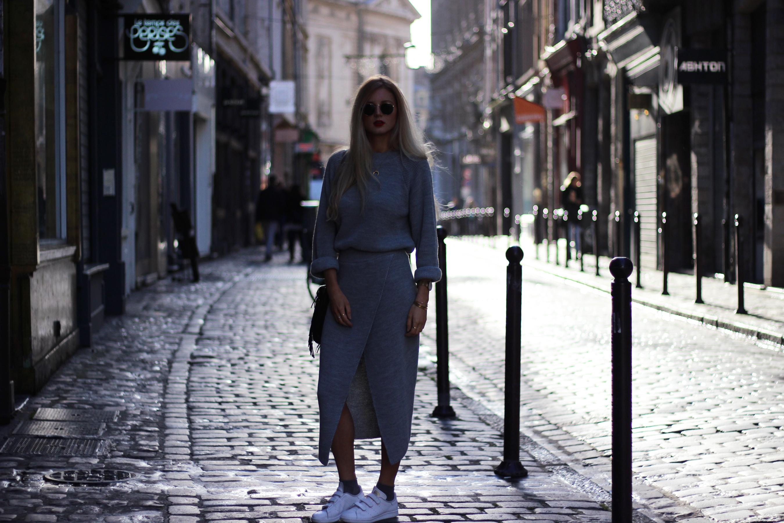 Blog mode Lille look Asos sac Maje M