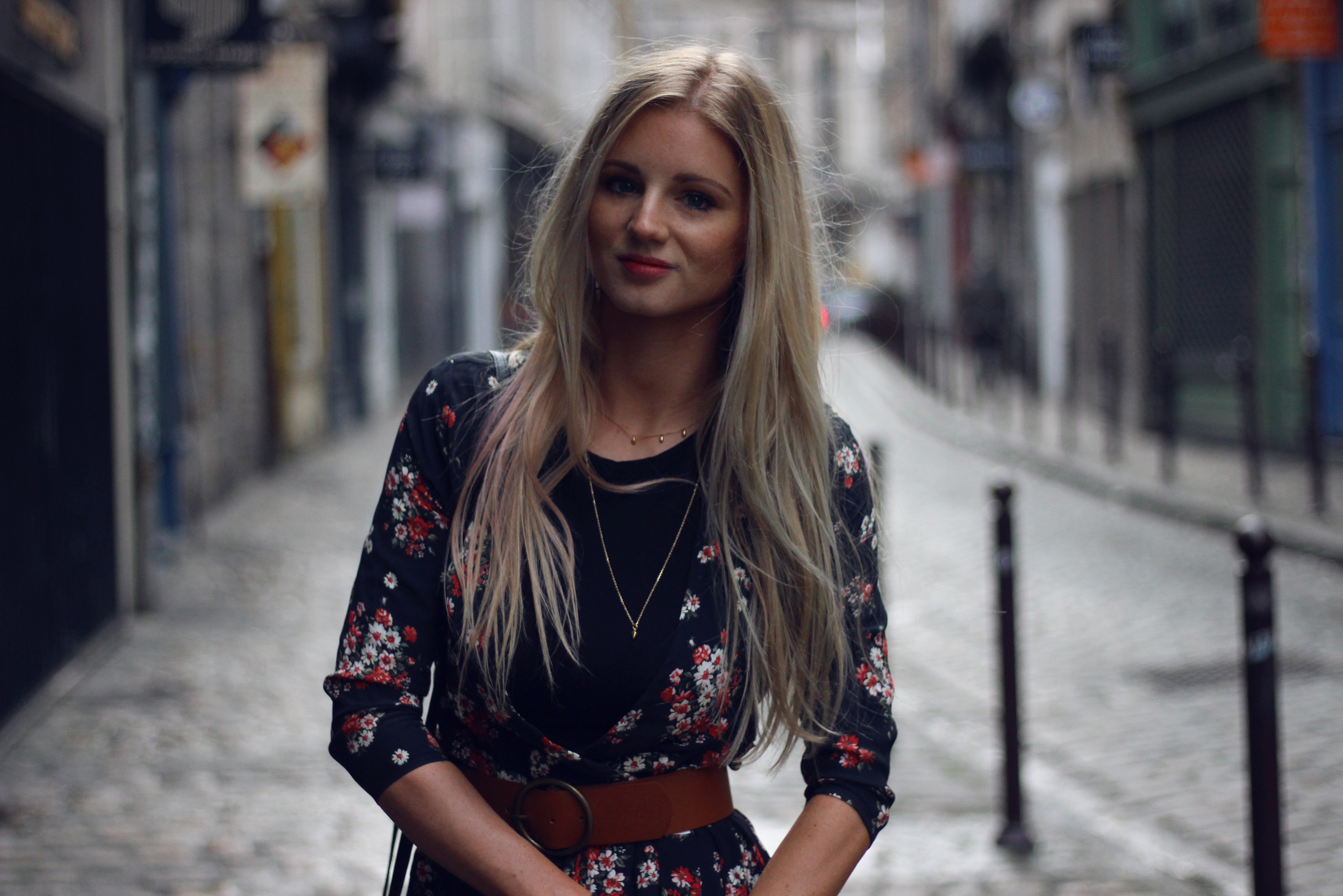 Blog mode Lille robe Mango sac Maje M